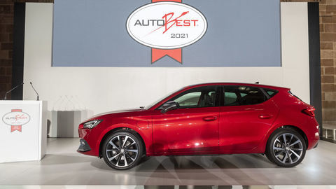 SEAT Leon laureátom AutoBest 2021 za najlepšiu kúpu roka