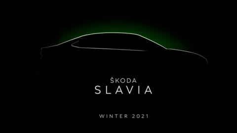 Škoda Slavia: Nový sedan bude mať premiéru v zime 2021. Má to však háčik