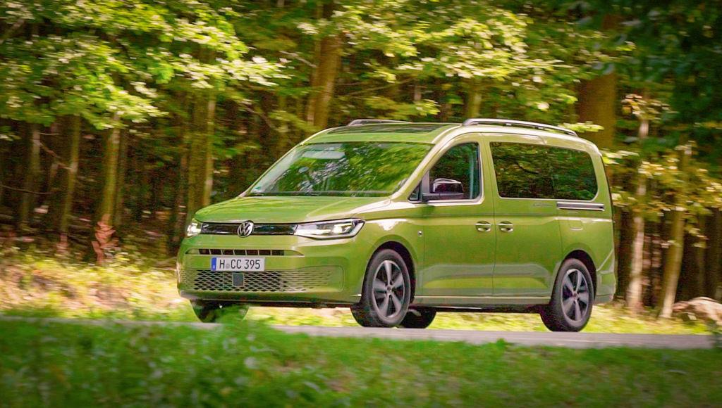 VW Caddy California XL