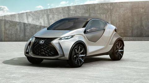 Lexus vraj chystá najmenší crossover. Stáť má na základoch Yarisu