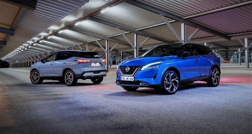 Nissan Qashqai 2021 test