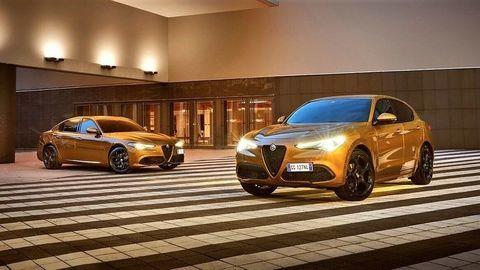 Alfa Romeo Giulia aStelvio prichádzajú vsérii GT Junior