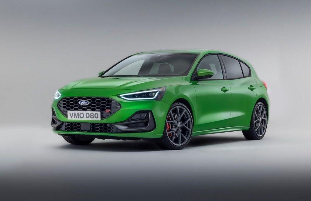 Nový Ford Focus 2021 facelift