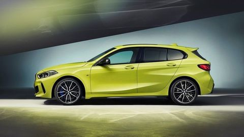 Vylepšené BMW M135i xDrive prichádza s modifikovaným podvozkom