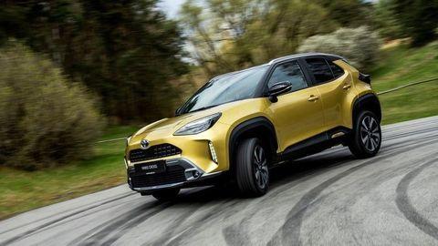 Predaje Toyoty v Európe výrazne rastú. V roku 2021 si značka pripisuje rekordný trhový podiel
