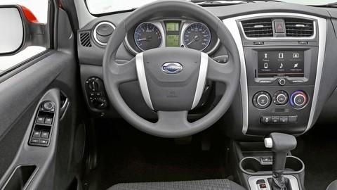 Malý Datsun vyrábajú v Rusku.