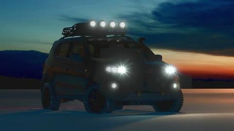 Novú Nivu postaví Chevrolet. Tu sú prvé upútavky