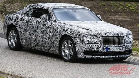 Rolls-Royce vyvíja druhý kabriolet