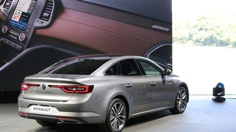 Renault Talisman sa chce kvalitou dotiahnuť na Mercedesy. Príde aj ako kombi