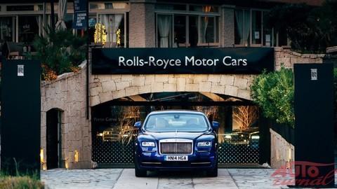 Rolls-Royce zriadil letné štúdio na Sardínii