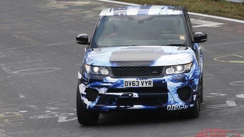 Zušlachtený Range Rover Sport