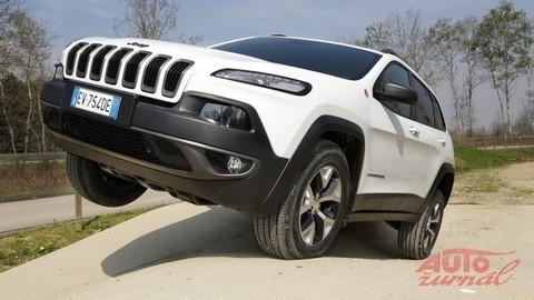 Jeep Cherokee: Dostal chuť na prémiový segment