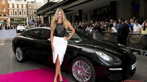 Porsche podporuje turnaj vo Wimbledone