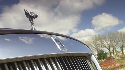 Motoring: Rolls Royce Ghost potláča fyzikálne zákony