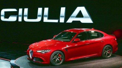 Alfa Romeo Giulia vyzerá fantasticky