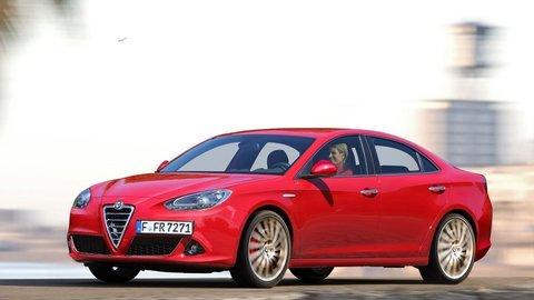 Alfa Romeo Giulia tesne pred premiérou