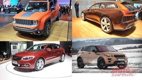 Motoring: Jeep Renegade, Qoros 3, Range Rover Evoque 9 st. AT