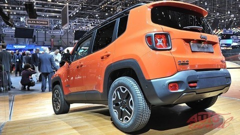 """""""Škaredopekný"""" Jeep Renegade treba vidieť naživo"""