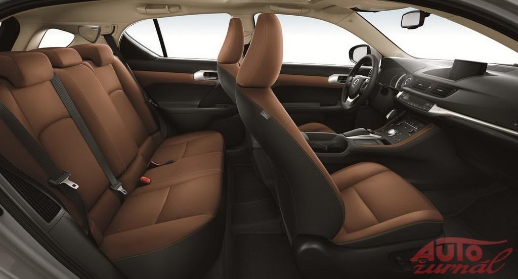 Content lexus ct200h interior leather