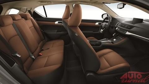 Thumb lexus ct200h interior leather
