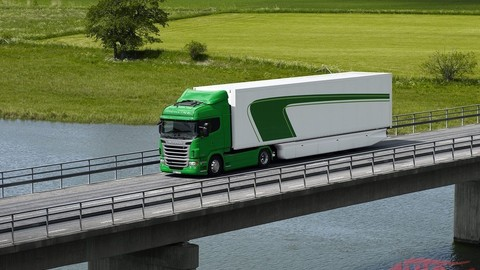 Scania na poprednom mieste v rebríčku Global 100