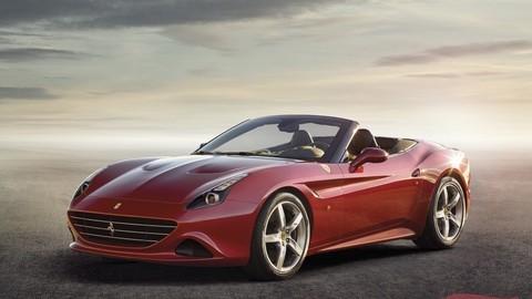 Modernizované Ferrari California dostalo turbomotor