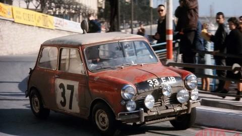 Rally Monte Carlo vyhralo Mini prvýkrát pred päťdesiatimi rokmi