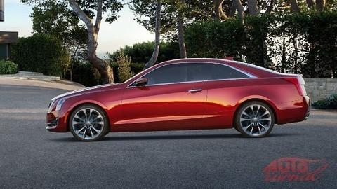 Cadillac predviedol malé kupé
