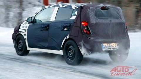 Nový Chevrolet Spark príde do Európy ako najlacnejší Opel
