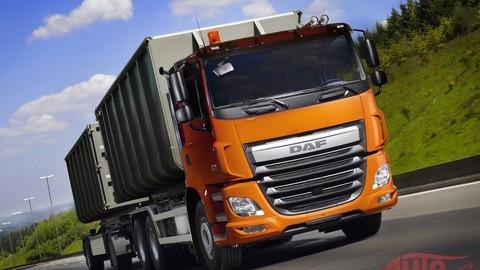 DAF rozširuje ponuku podvozkov CF a XF