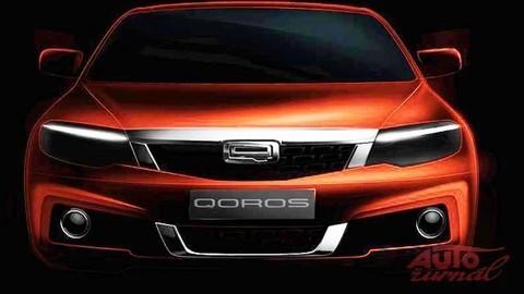 Čínsky Qoros predstaví SUV