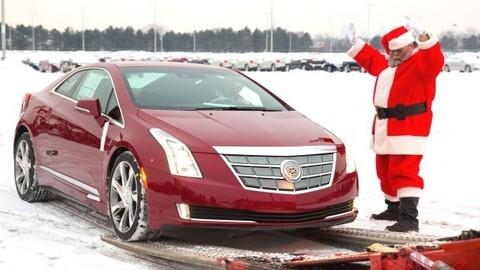 Elektrický Cadillac už k Vianociam