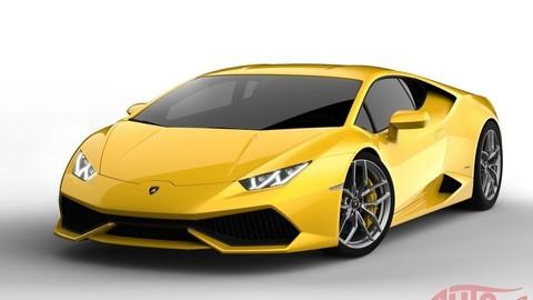 Taliansky denník v predstihu odhalil nové Lamborghini Huracan