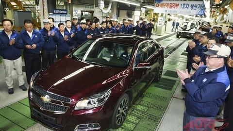 Chevrolet odíde z trhov Európskej únie v prospech značiek Opel a Vauxhall