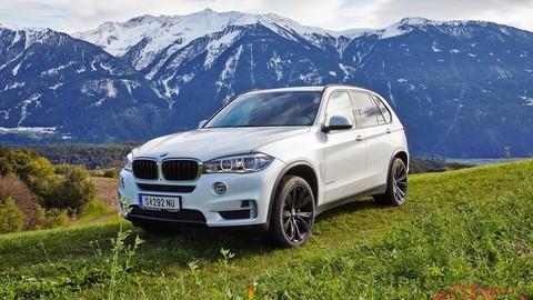 Motoring: Za volantom najnovšej generácie BMW X5/Range Rover Sport
