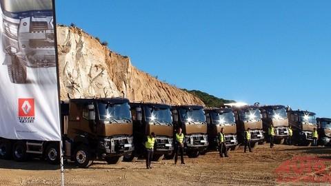 Experti na stavby – Renault Trucks, rad C a K
