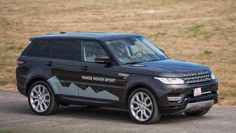 Range Rover Sport 3.0 SDV6: Moje auto, môj hrad