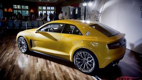 To najlepšie z Audi RS Alpen Tour