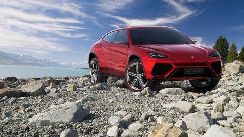Športovo-úžitkové Lamborghini dostalo zelenú