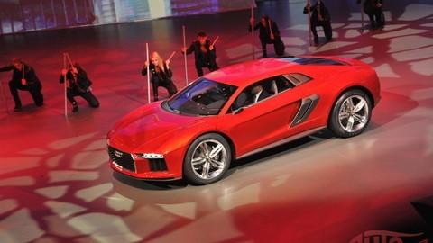Galéria z koncernového večera Volkswagen