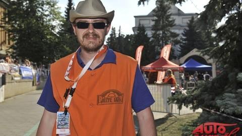 MEGAgaléria: Rallye Tatry objektívom Daniela Hlinku