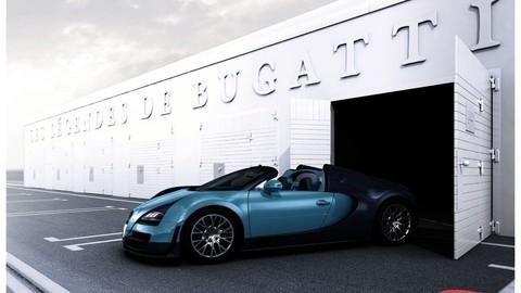 Špeciálna edícia Bugatti Veyron