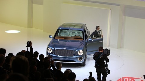 Bentley Falcon nebude z Bratislavy