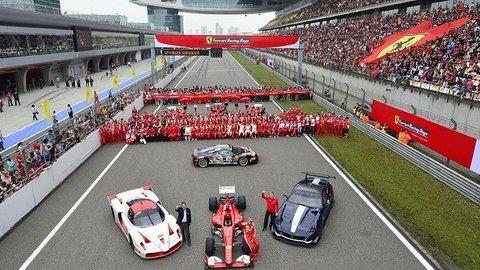 Na maďarský Hungaroring mieria unikátne Ferrari i Sebastian Vettel