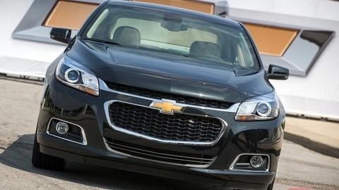 Chevrolet Malibu dostal rýchly facelift