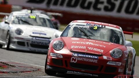"""""""Štofi"""" Rosina sa vracia do Porsche Supercup"""