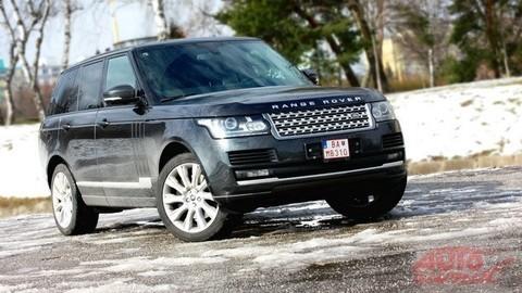 Range Rover 3.0 TDV6: Štvrtýkrát trafil do čierneho