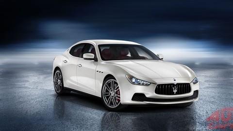 Prvé obrázky: Maserati Ghibli sa dočká vznetovej verzie