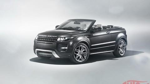 Range Rover Evoque Cabrio vyrábať nebudú