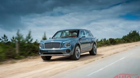 Bentley Falcon si už objednalo 2.000 zákazníkov